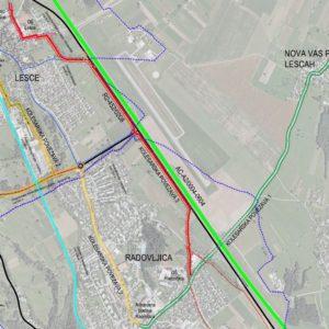 IB-KOM-Študije razvoja infrastrukture za pešce in kolesarje